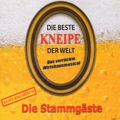"""Maxi """"Die Beste Kneipe Der Welt"""", Oase/Minerva Music, 2009"""