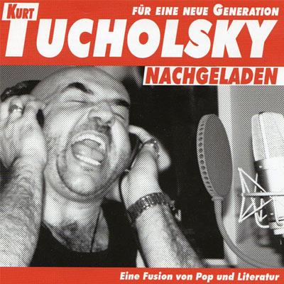 """Album """"Für eine neue Generation - Tucholsky Nachgeladen """", Melodia/Minerva Music, 2009"""
