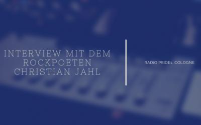 Der Rockpoet erzählt – Christian Jahl im Interview